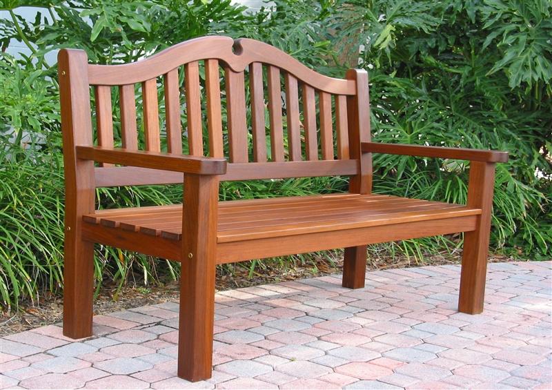 Ipe Wood Outdoor Furniture - Ipe Furniture for Patio, Garden, Porch and Deck
