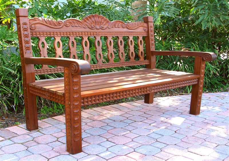 Ipe Wood Outdoor Furniture - Ipe Furniture for Patio, Garden, Porch and Deck